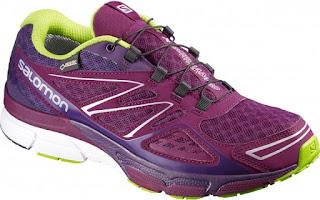 Asa arata pantofii pentru alergare pt femei marca Salomon. Click pentru detalii si comanda.