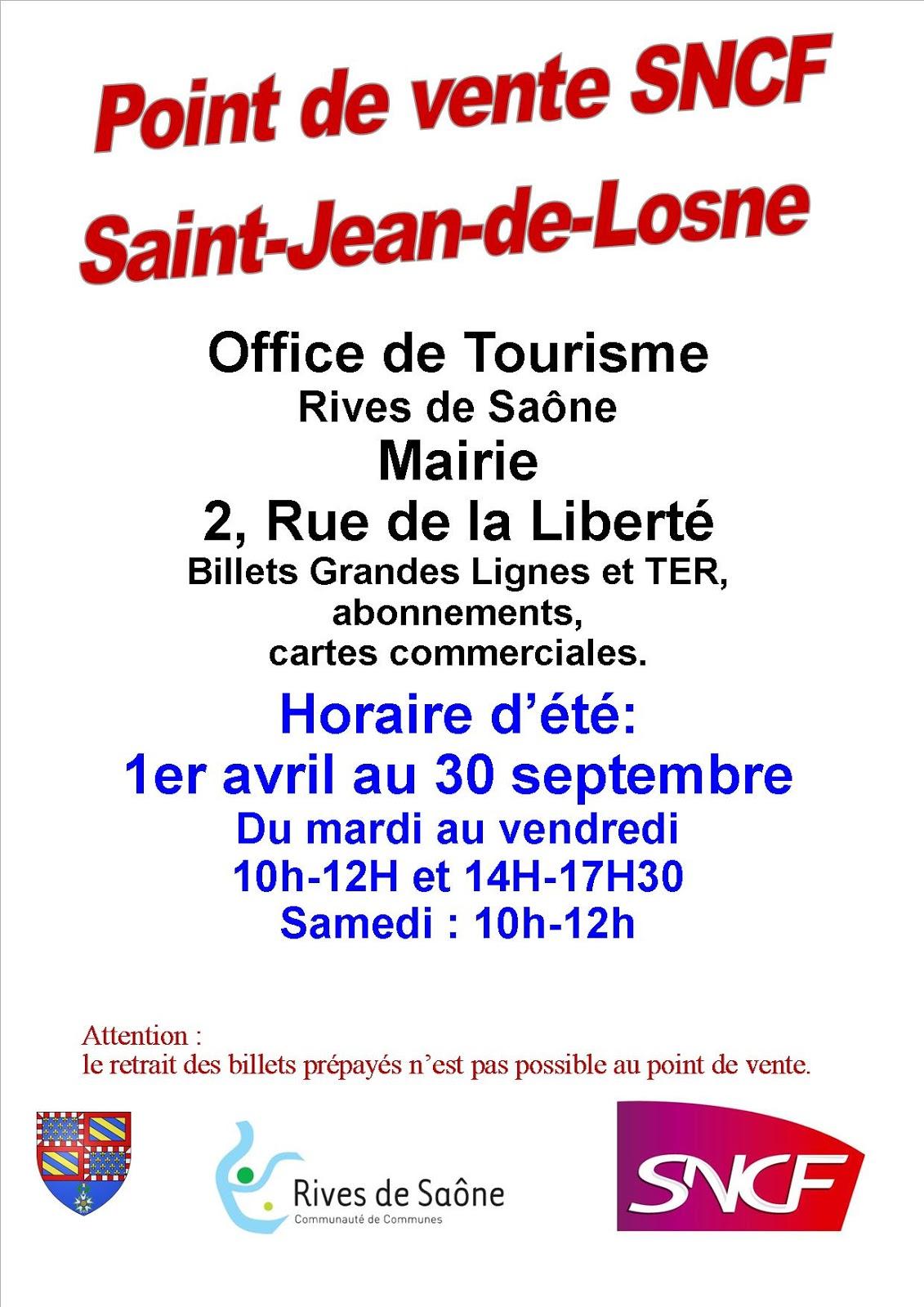 Saint jean de losne tourisme histoire patrimoine la - Office de tourisme saint jean d arves ...