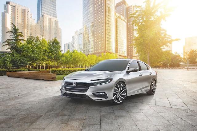 Νέο Honda Insight Prototype