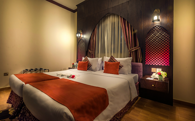 Heading to Dubai? Check out First Central Hotel Suites