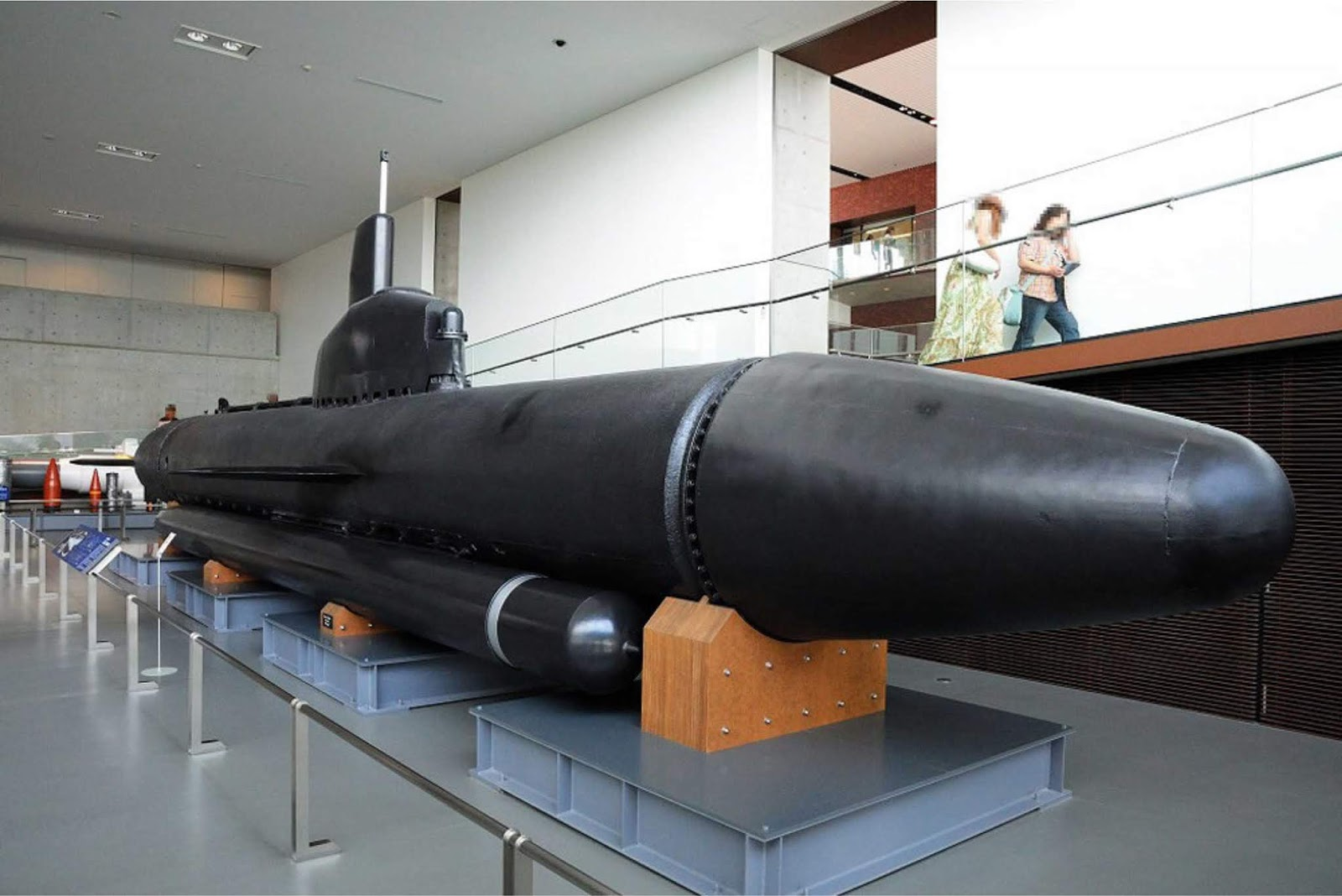 Cara Kerja Kapal Selam Kamikaze Kairyu Jepang
