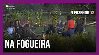 A Fazenda 12 – Tays fala sobre medo de animais – Cartolouco tenta conquistar Luiza