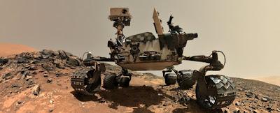 The Curiosity Rover Presently-Unexpectedly put Itself into 'Safe Mode'