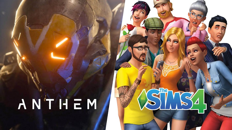 anthem the sims 4 game ea play