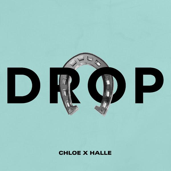 Halle Bailey & Chloe Bailey - Drop - Single Cover