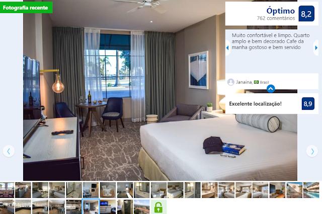 Hotel Western Beachside Inn para ficar em Santa Bárbara