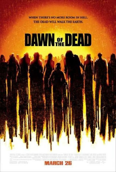 Poster Of Dawn of The Dead 2004 UNRATED 720p BRRip Dual Audio