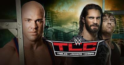 Horarios y Cartelera - WWE TLC 2017