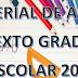 MATERIAL DE  APOYO 6° (SEPTIEMBRE-OCTUBRE) CICLO ESCOLAR 2018-2019