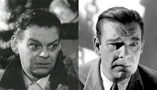 Peter Dyneley as Larry Stanford; Lon Chaney Jr. as Larry Talbot