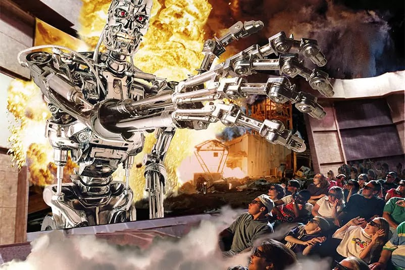 Terminator 2 3d battle across time closing at universal studios swiftly on the heels of dragon challenge closing at universals islands of adventure universal orlando have announced that terminator 2 3d will perform ccuart Gallery