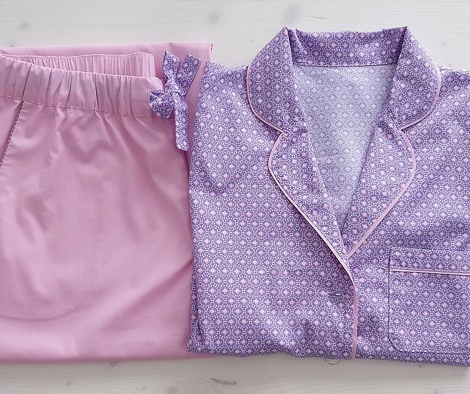 Pyjama nähen