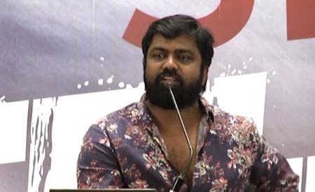 Director Vijay Chandar Speech@Sketch Success Meet Full Speech | Chiyaan Vikram | Tamannaah