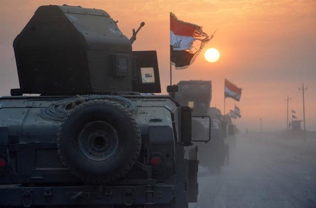 Iraque lança ofensiva para reconquistar a Mosul, o último reduto de ISIS no país