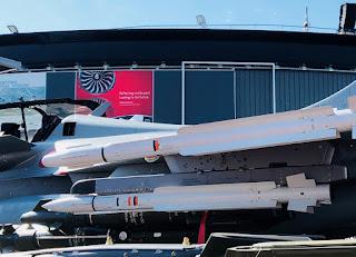 Uji Tembak Rudal Udara-Ke-Udara MICA dari Su-30 MKI