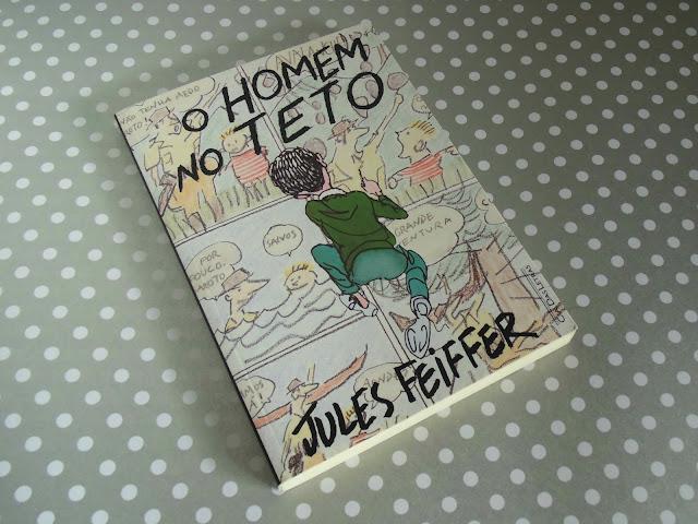 O Homem no Teto - Jules Feiffer