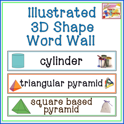 3D-Shape-Word-Wall-Illustrated