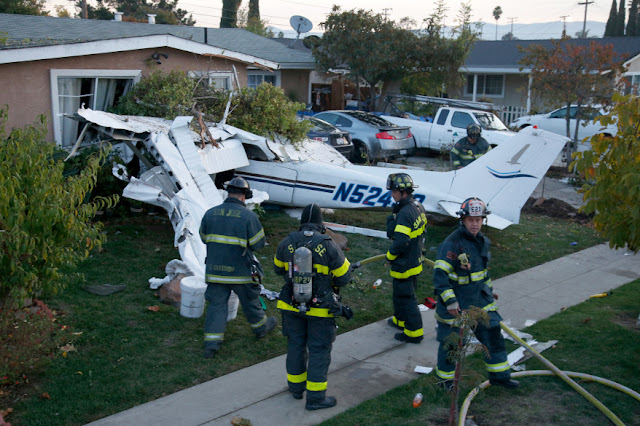 San Jose plane crash