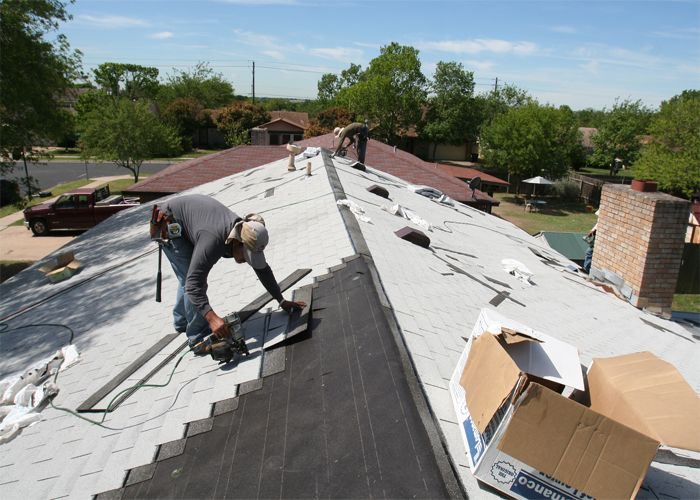 ... Sure The Problem Is Addressed Quickly. Repairs Are Mandatory But, In  Plenty Of Circumstances, May Also Mean That It Is Time For Replacing Your  Roof.
