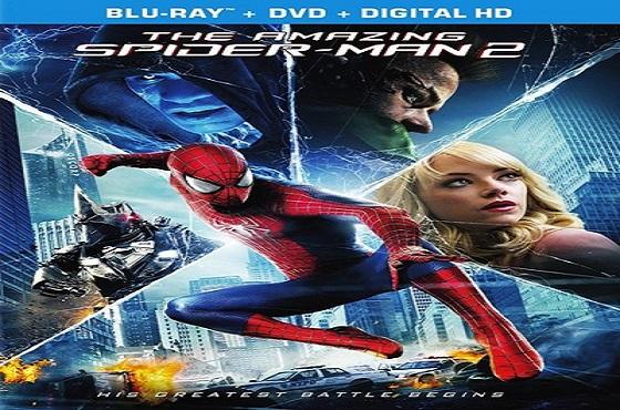 download the amazing spider man 2 720p dual audio torrent