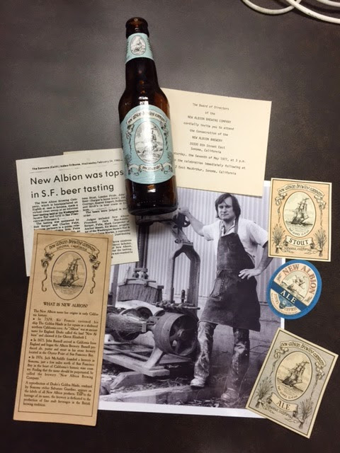 Brewer's Daughter Reboots America's First Craft Beer