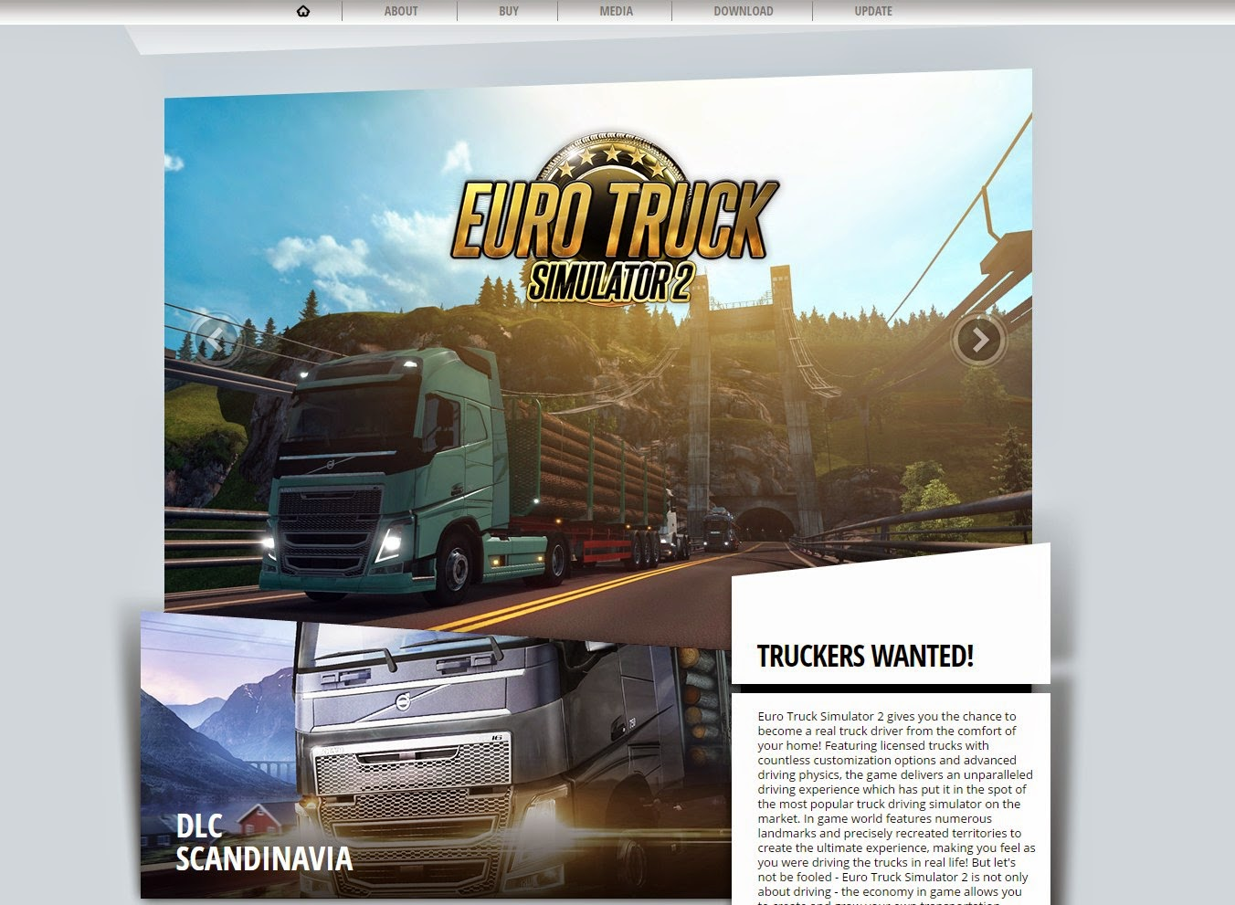 SCS Software's blog: May 2015