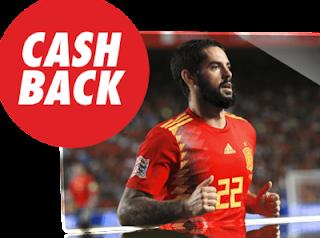 circus promocion España vs Inglaterra 15 octubre
