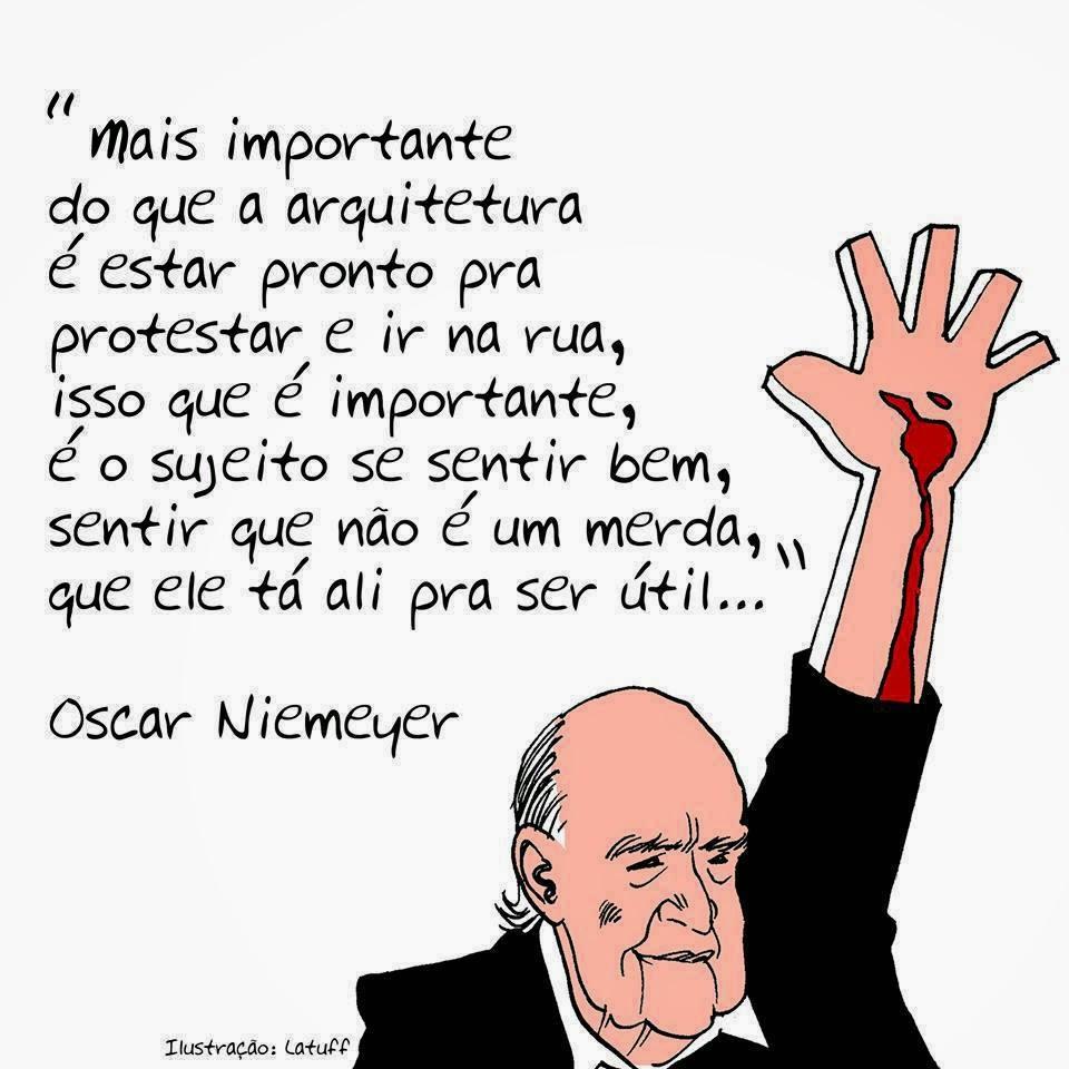 Frases De Oscar Niemeyer Toda Atual