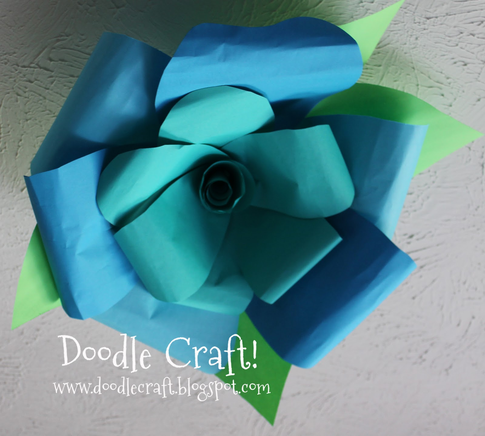 Doodlecraft ginormous paper flowers ginormous paper flowers mightylinksfo