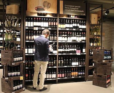 Carrefour Market Gourmet, i vini da enoteca al supermercato