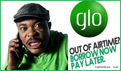 glo-borrow-me-credit-how-to-borrow-credit-airtime-from-on-glo