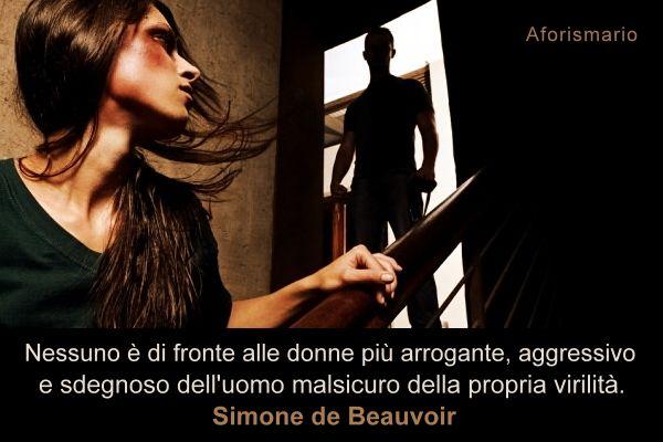 Conosciuto Aforismario®: Violenza sulle Donne - Frasi contro il Femminicidio VZ38