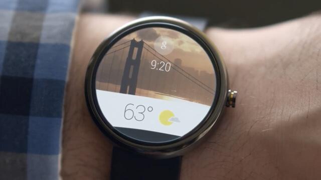ساعة جوجل  Wear OS الذكية