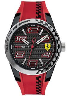 Scuderia Ferrari Red Rev T 0830338