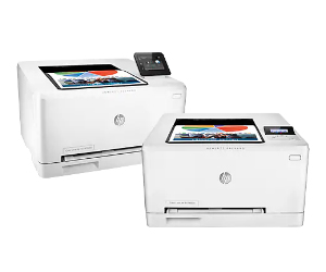 HP Color LaserJet Pro M252 Series Printer