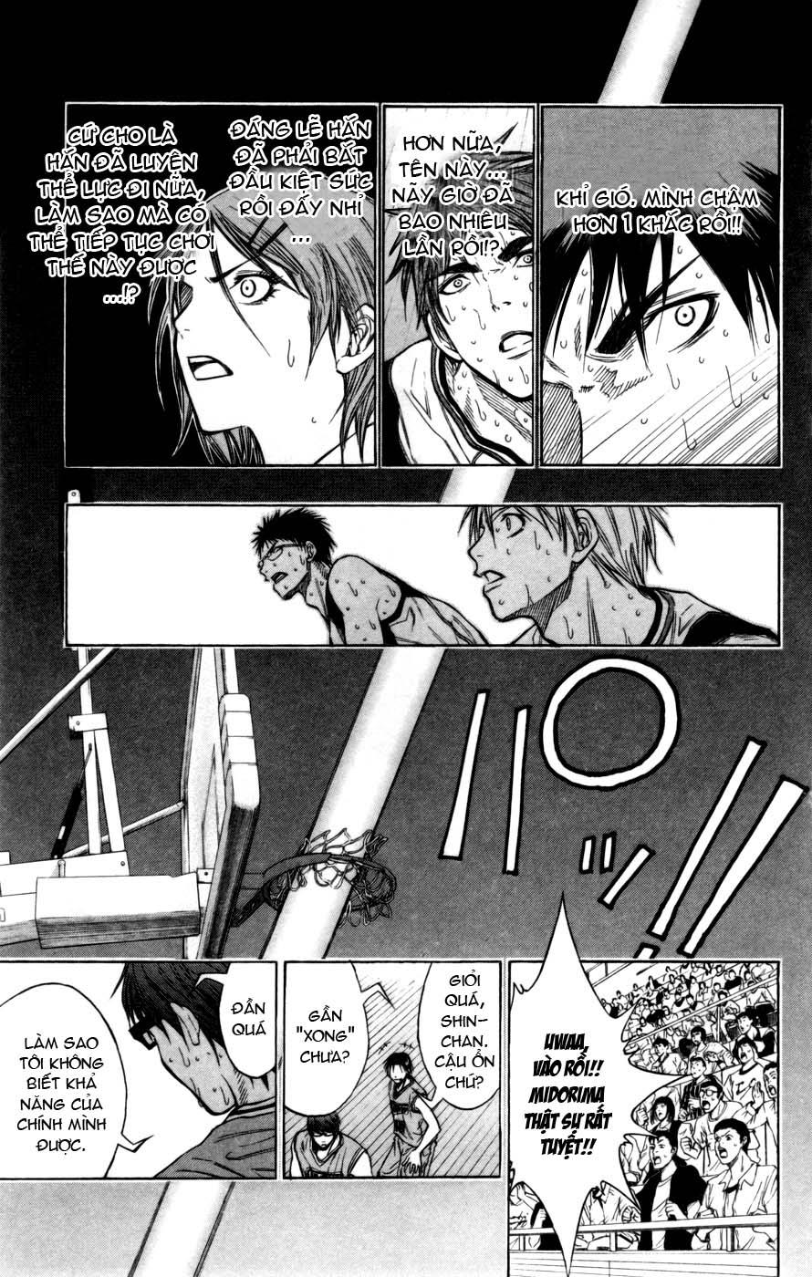 Kuroko No Basket chap 091 trang 11