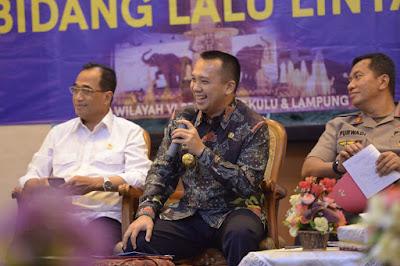 Gubernur Ridho dan Menteri Perhubungan Nyatakan Mudik Kali Ini Berbeda Dengan Tahun Sebelumnya
