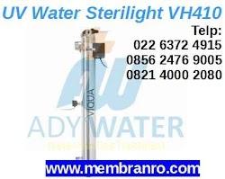 Supplier Harga Lampu Ultraviolet Sterilisasi Air VH410 18 GPM Jual Lampu UV di Cilacap Depok Bandung ADY WATER