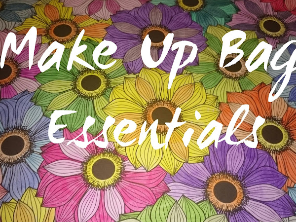 Make Up Bag Essentials Checklist