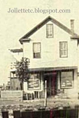 Davis Store Shenandoah, VA 1920s https://jollettetc.blogspot.com