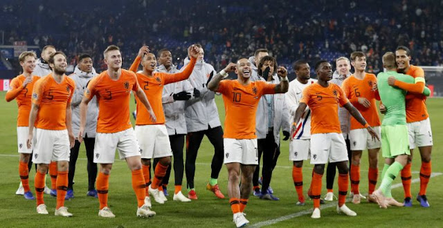 مشاهدة مباراة هولندا وإيرلندا الشمالية بث مباشر بتاريخ 10-10-2019 التصفيات المؤهلة ليورو 2020