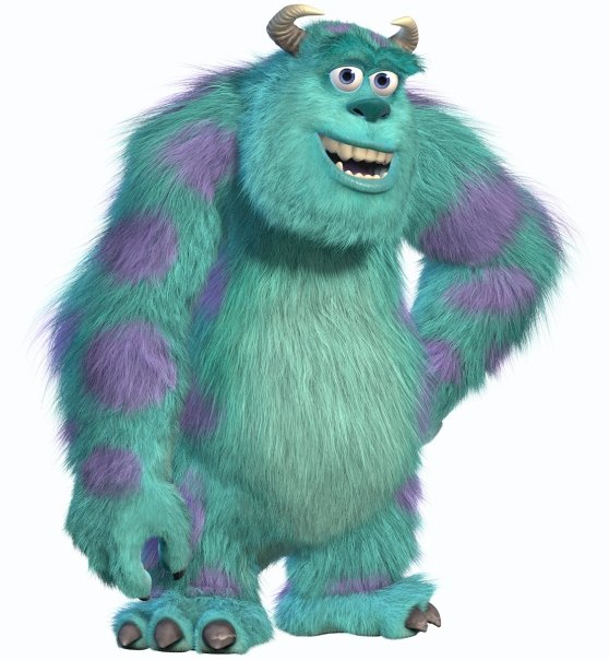 The Potter & His Clay: Monsters Inc Costumes