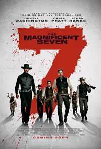 The Magnificent Seven (2016) Dual Audio Hindi Full Movies Download BluRay