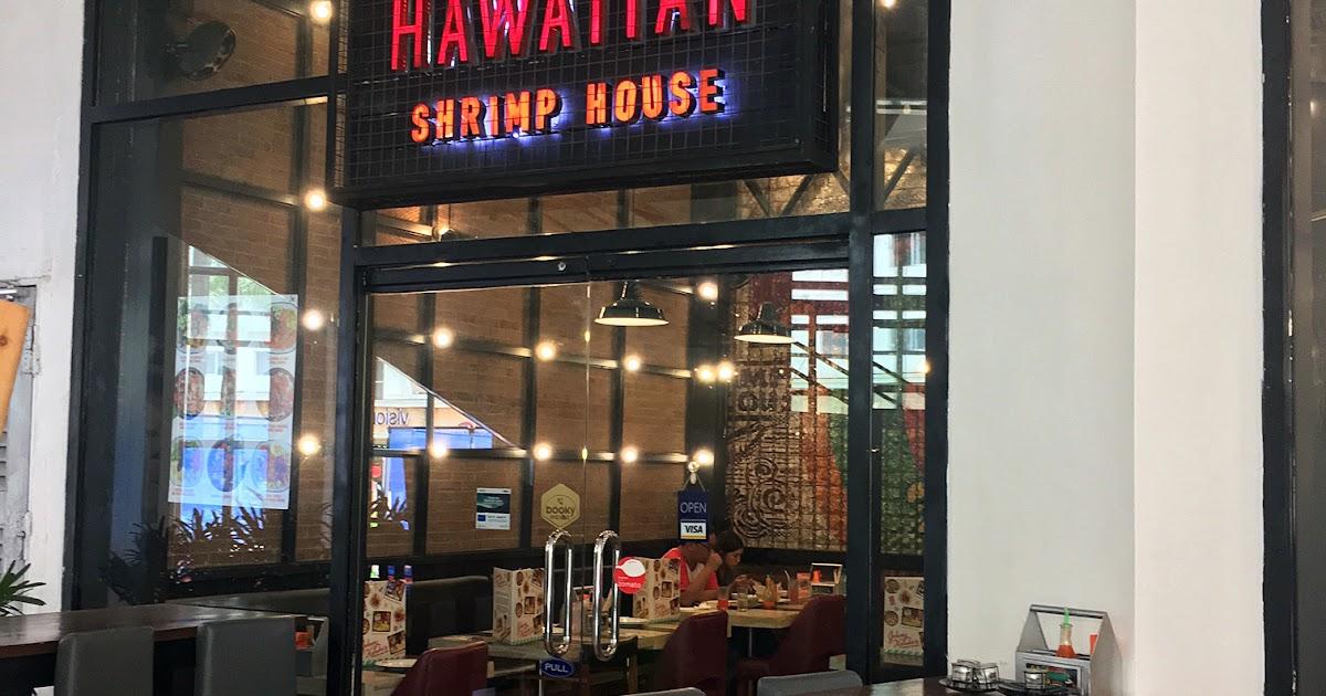 Johnny Kahuku's Hawaiian Shrimp House: Shrimp Buckets and Hawaiian Treats