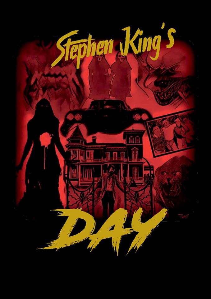 Stephen King Day - 21/09/2018
