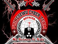 Desain Logo Pringsewu Cyber Team