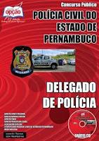 Apostila Concurso PC/PE para Delegado SDS - 2015.