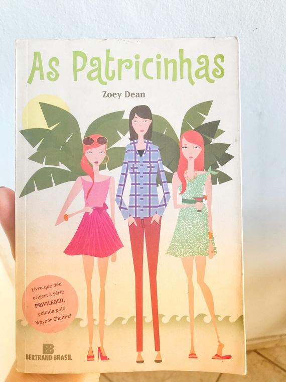 Livro As Patricinhas