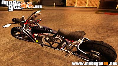 TurBike Moto Custom