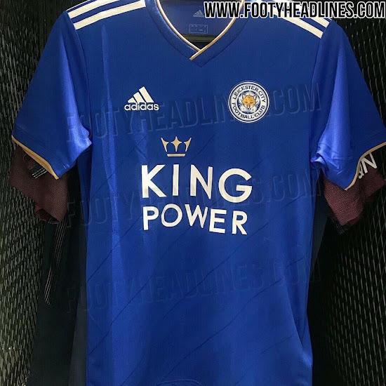 Grave Ocupar cómo  Leak Confirmed - Leicester City Announce Adidas Kit Deal - Footy Headlines